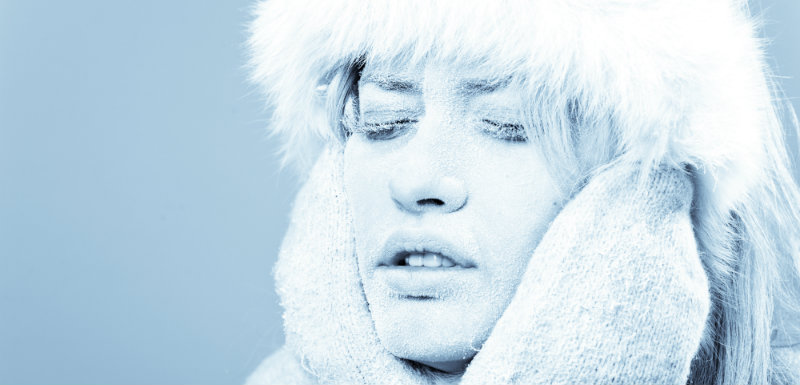 Effets - hiver - peau