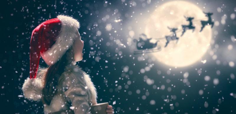 Enfants - croire au Père Noël