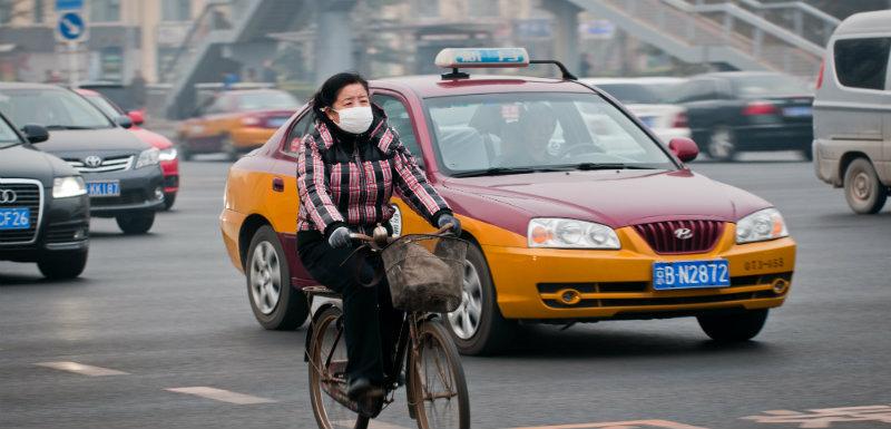 sport zones polluées