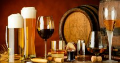 Vins, bières, spiritueux, chacun son effet sur l'humeur