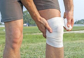bandage genou