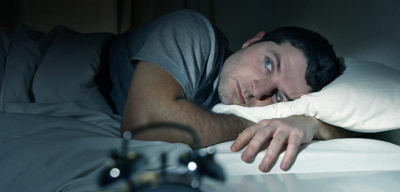 Insomie et manque de sommeil