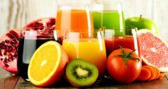 Les aliments bons pour les poumons