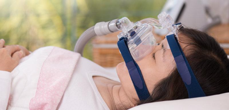telesuivi pression positive continue apnee du sommeil