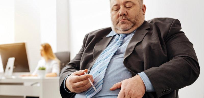 Diabète + surpoids = risque de cancer