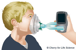 test de respiration