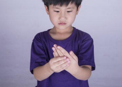 enfant arthrite juvénile