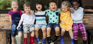 De belles amitiés pendant l'enfance pour une meilleure santé à l'âge adulte !