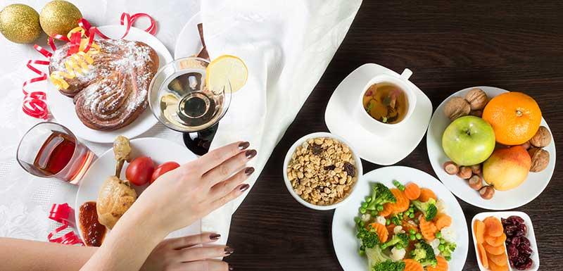 Aliments gras et non gras