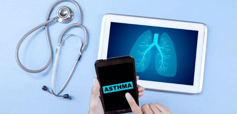 Erasme, suivi téléphonique pour l'asthme