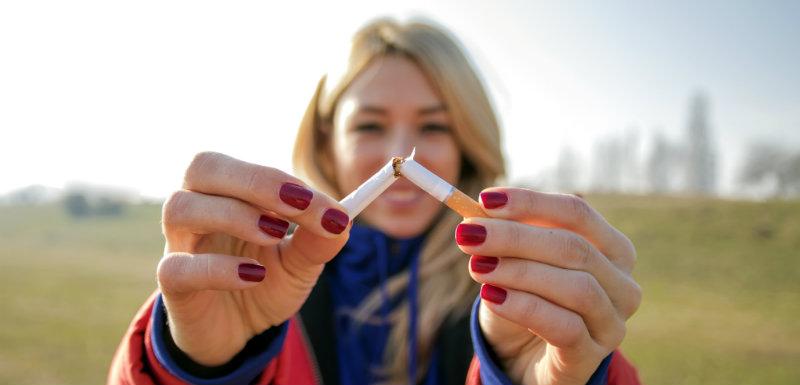 SMOKLM vise à encourager les jeunes à arrêter de fumer