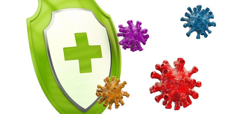 Bouclier contre les antivirus.