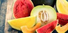 Melon ou pastèque au menu de l'été ?