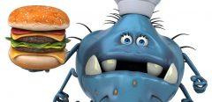 Nourriture fast-food et risque d'asthme et autres allergies