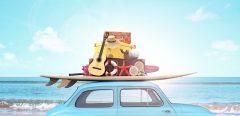 Départ en vacances : bien préparer sa trousse à pharmacie et son trajet en voiture
