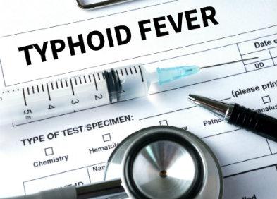 Fièvres typhoïde et paratyphoïde