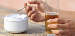 Tabac et alcool :  danger pour les artères des ados !