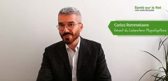Interview de M. Carlos Rommelaere sur l'intolérance au lactose