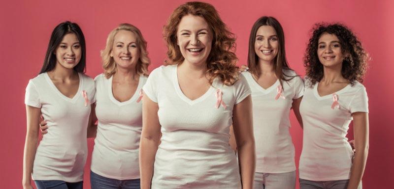 Des femme se reconstruisent face au cancer du sein grâce à Dermochromatic ®