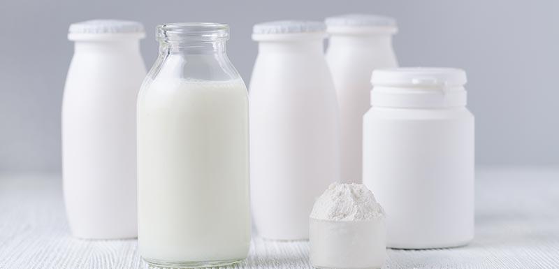 Que manger après le sport : le lait et le fromage