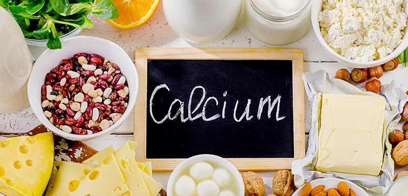 Les produits laitiers, pour couvrir les besoins en calcium