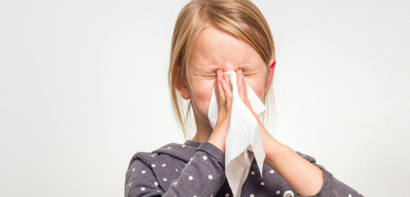 Le décongestionnant nasal