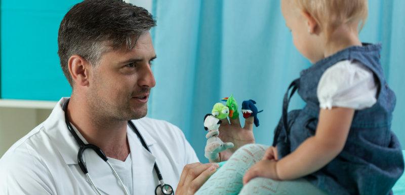 De l'hypno-analgésie pour distraire un enfant