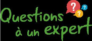 Questions à un expert