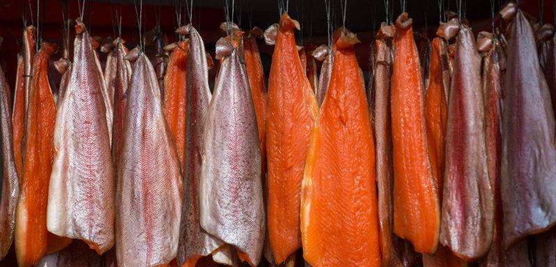 fumage saumon