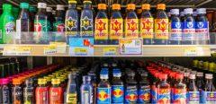 Les boissons énergisantes : dangereuses dès la première canette !