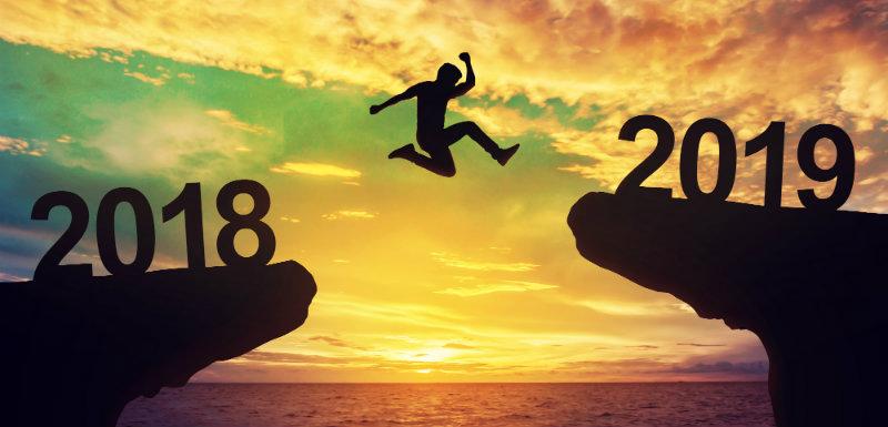 Les dix bonnes résolutions pour 2019