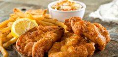 Pour rester en bonne santé, fuyez les aliments frits !
