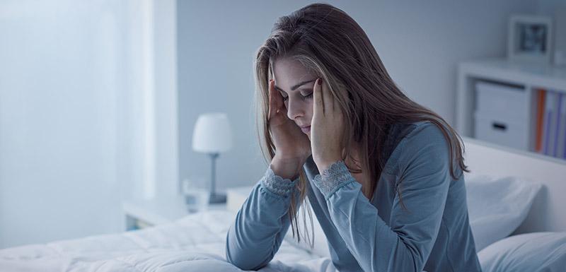 troubles du sommeil insomnies