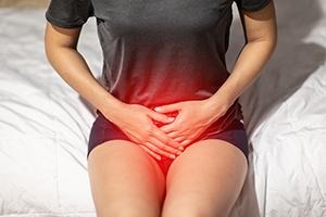 Symptômes d'une descente d'organes
