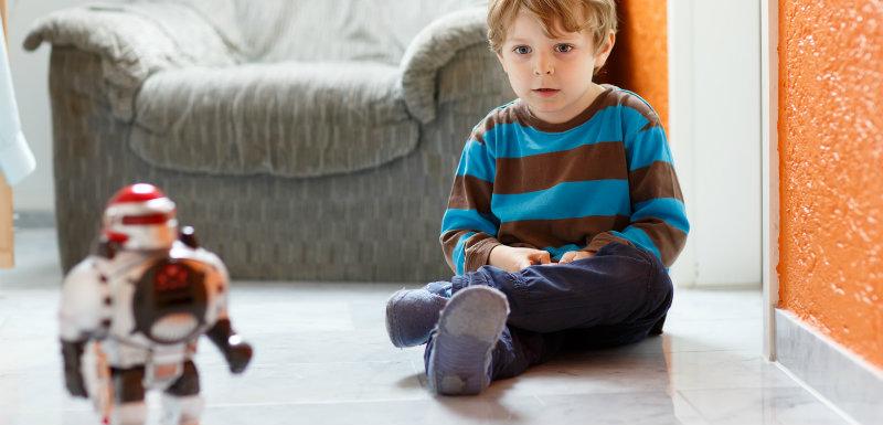 Joe le robot, le compagnon des enfants asthmatiques