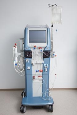 Machine de dialyse