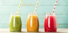 Smoothies : un phénomène de mode ou une boisson santé ?