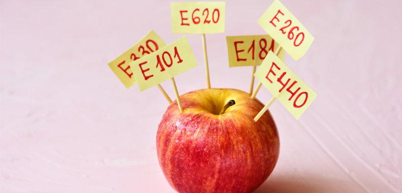 Des inquiétudes sur les émulsifiants alimentaires