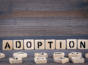 Adoption en France