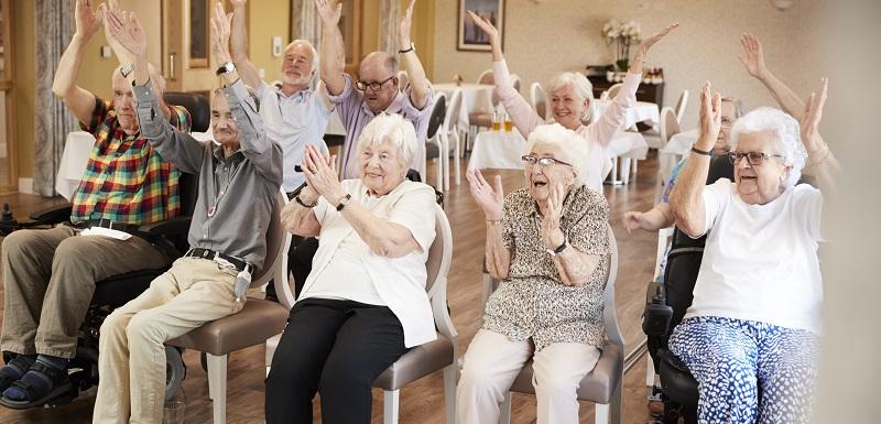 Des personnes âgées
