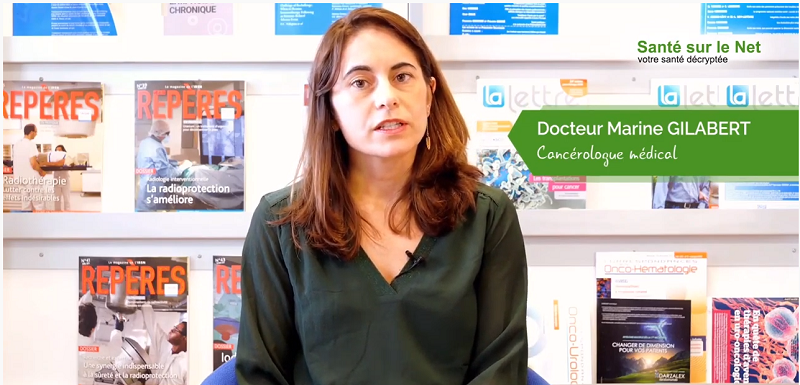 Interview de Dr Gilabert sur les cancers digestifs