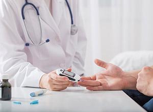 Syndrome métabolique - diabète mesure sucre