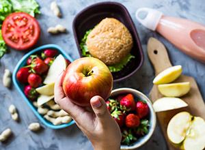 Syndrome métabolique - Manger sainement