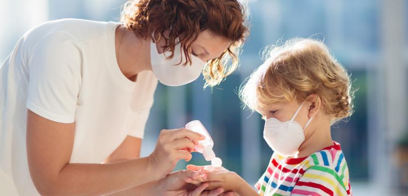 Coronavirus COVID-19 : comment protéger les enfants ?