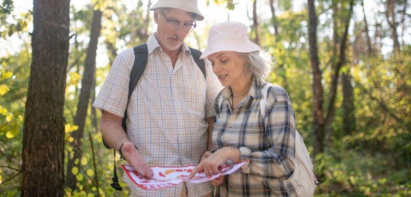 Maladie d'Alzheimer : un diagnostic précoce grâce à un test d'orientation