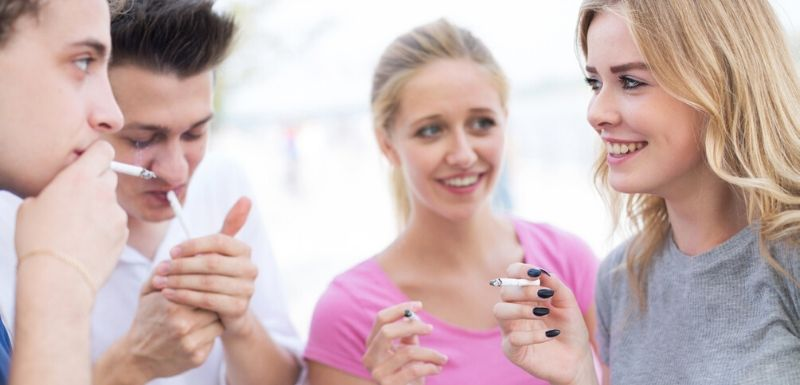 Journée mondiale sans tabac 2020 : les jeunes d'abord !