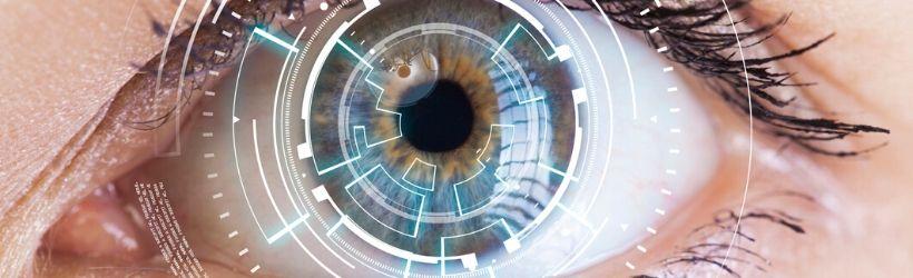 Zoom sur un œil : ophtalmologie