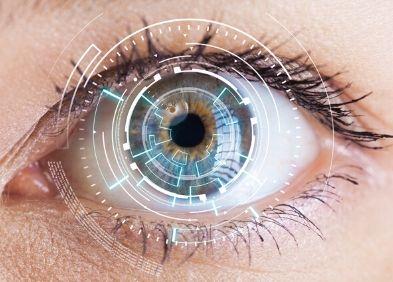 Anisométropie : déséquilibre de réfraction entre les deux yeux d'un individu