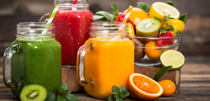 Les fruits, un cocktail de vitamines !