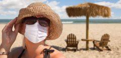 Comment rendre moins pénible le port du masque cet été ?